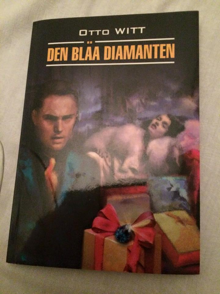 Otto Witts Den blåa diamanten
